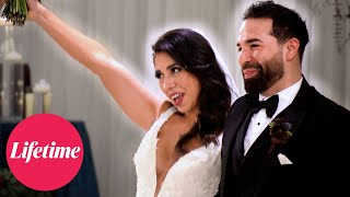 Rachel and Jose Get MARRIED! - Married at First Sight (Season 13, Episode 3) | Lifetime