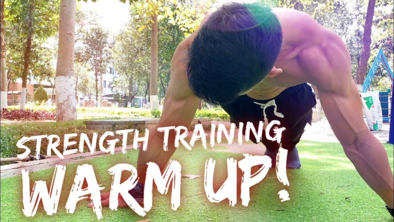 KHỞI ĐỘNG – Tập skill từ con số 0 – Làng Hoa Workout.