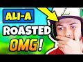 ALI-A GETS ROASTED AT E3! DAEQUAN DOES ALI-A IMPRESSION | Fortnite Daily Funny Moments Ep.100