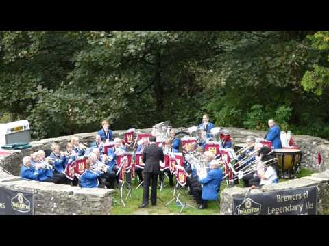 Beverley Brass Band Playing Queen's Greatest Hits