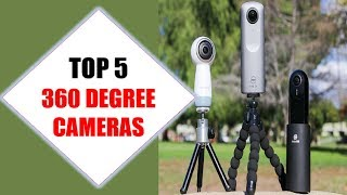 Top 5 Best 360 Degree Cameras 2018 | Best 360 Degree Camera Review By Jumpy Express