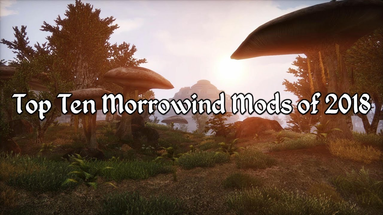 Best Way To Play Morrowind 2019