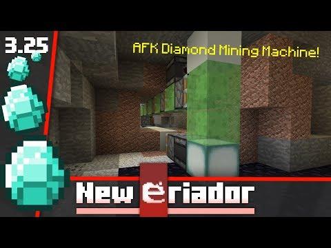 AFK Diamond Mining Machine [New Eriador] Ep3.25