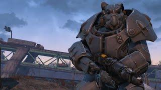 Fallout 4 - Как найти силовую броню X-01