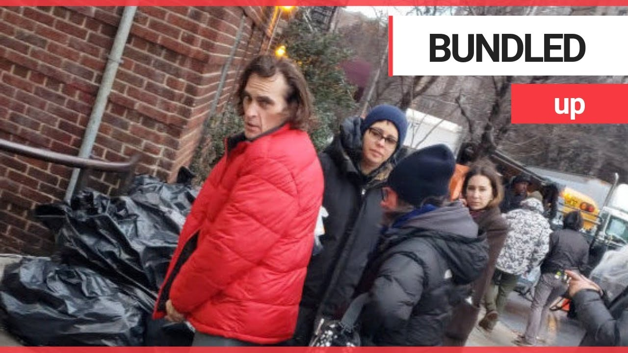 Joaquin Phoenix Spotted In The Bronx While Filming New Joker Movie Swns Tv