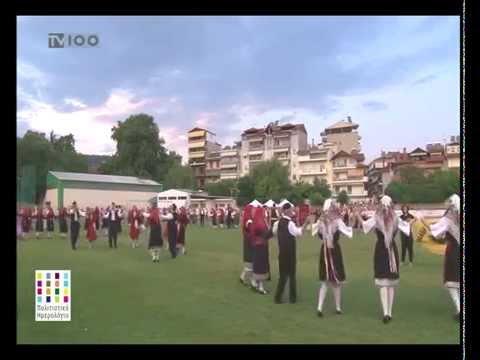 Ο ΧΟΡΟΣ ΕΙΝΑΙ ΖΩΗ από την τηλεόραση TV100 και το πολιτιστικό ημερολόγιο