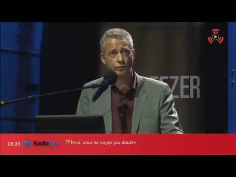 Discours accueil Radio 2.0 Serge Schick RADIO FRANCE Bruno Burtre INA Xavier Filliol Nicolas Moulard