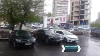 Կարկուտ՝ Երևանում