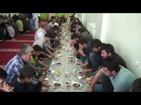 Asr-ı Saadet Mescidi Cuma ikramı/1