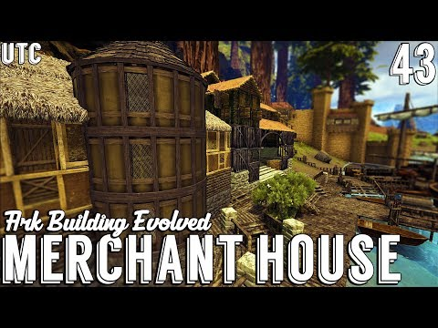 A Whole New District! :: City Walls and City Planning :: Ark Building Evolved w/ UTC :: Ep. 43