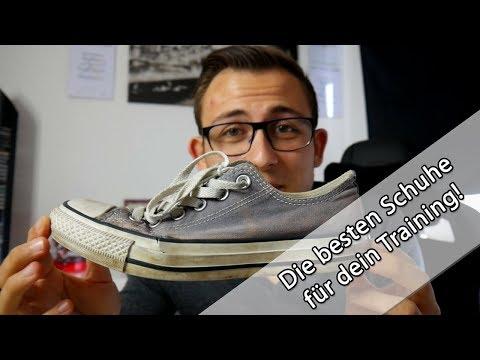 Die besten Schuhe fr das Fitnessstudio! Oder doch Barfu?