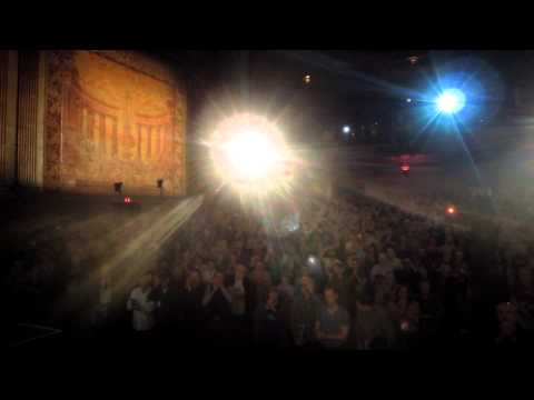 """Clip of Castro Theatre Standing Ovation for """"Back on Board: Greg Louganis"""""""