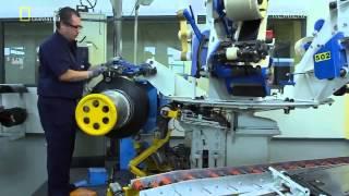 Документальный фильм Мегазаводы  Шины Michelin 2014 HD смотреть онлайн