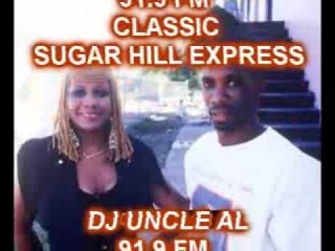 DJ UNCLE AL CLASSIC 1 SUGAR HILL DJ'S