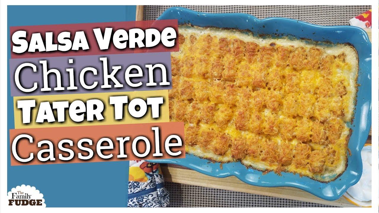 recipe: salsa verde chicken casserole [36]