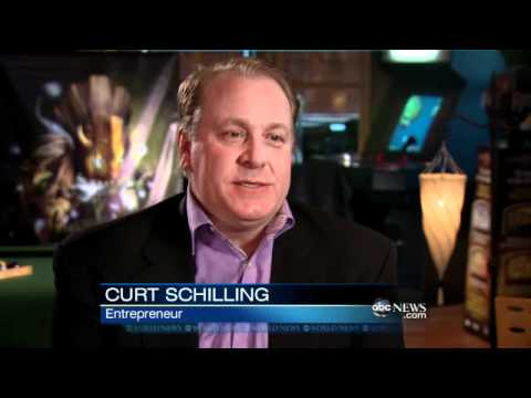 Kingdoms of Amalur Reckoning: Curt Schilling, Red Sox