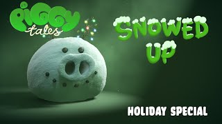 Piggy Tales | Snowed Up - Holiday Special - S1 Ep28 thumbnail