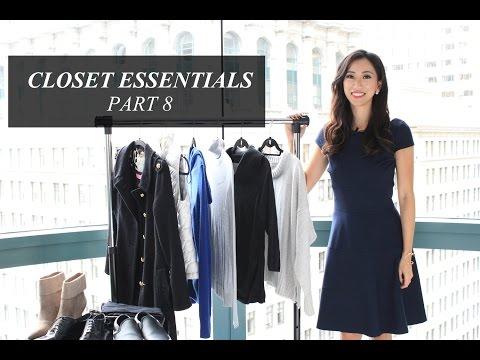 Fashion Closet Essentials - Part 8 (Winter Edition), winter closet essentials