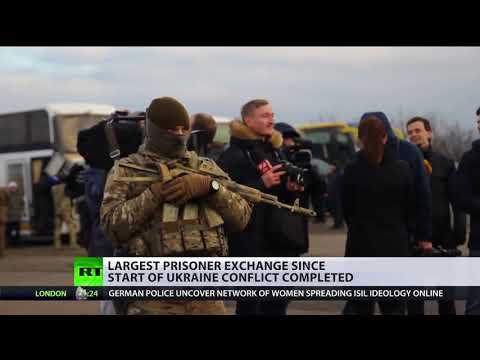 Prisoner swap: Largest prisoner exchange since start of Ukraine conflict completed