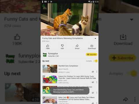App To Download Youtube Videos On Android