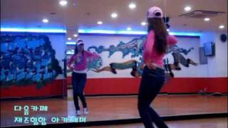 SNSD - Oh! Dance Tutorial