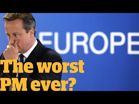 David Cameron is the worst PM of our time | Owen Jones talks