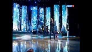 Олег Газманов Белый снег лучшие песни (full россия hd) 2013