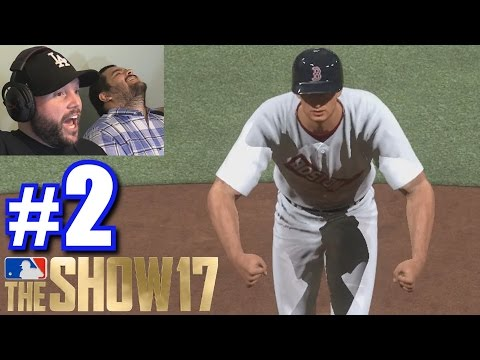 BEAST MODE TED WILLIAMS! | MLB The Show 17 | Retro Mode #2