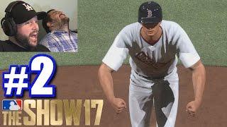 BEAST MODE TED WILLIAMS! | MLB The Show 17 | Retro Mode #2