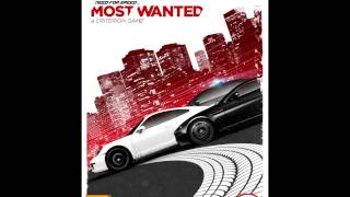 NFS Most Wanted 2012 Soundtrack - Skrillex Feat Members Of The Doors - Breakn