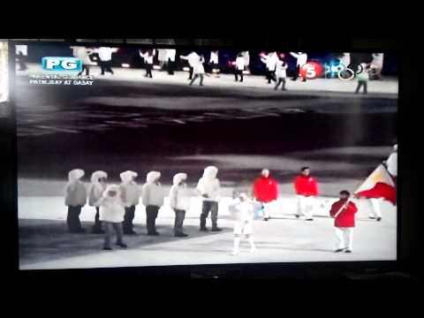 2014 Winter Olympics -Philippines