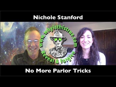 Nichole Stanford No More Parlor Tricks 13Dec2017