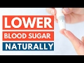 5 Simple Ways to Lower Blood Sugar Levels