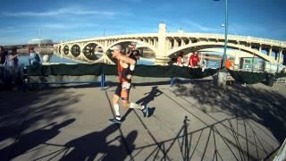 Nils Frommhold winning the 2012 Ironman Arizona