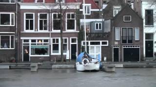 Hoog water in Dordrecht