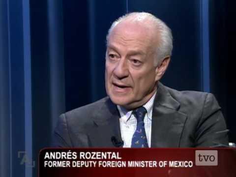 Andres Rozental on NAFTA