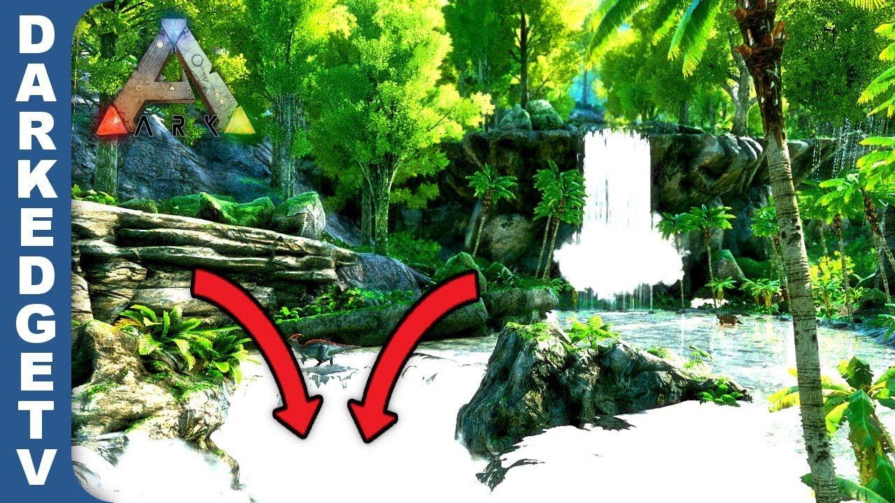 Ark Karte Valguero.Valguero Hidden Aberration Entrance And How To Find It Ark Survival Evolved