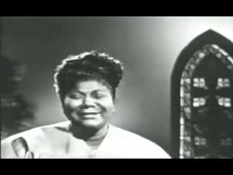 Mahalia Jackson Sweet Little Jesus Boy