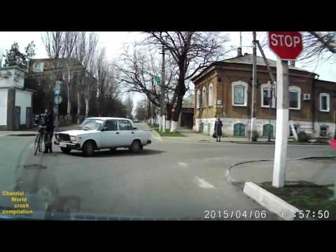 Bicycle Crash Compilation 2015 P.1