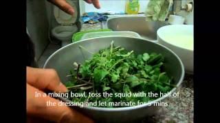 Video How to make Squid Salad- Cách làm gỏi mực(오징어 샐러드) 2015-01-18 download MP3, 3GP, MP4, WEBM, AVI, FLV Juli 2018