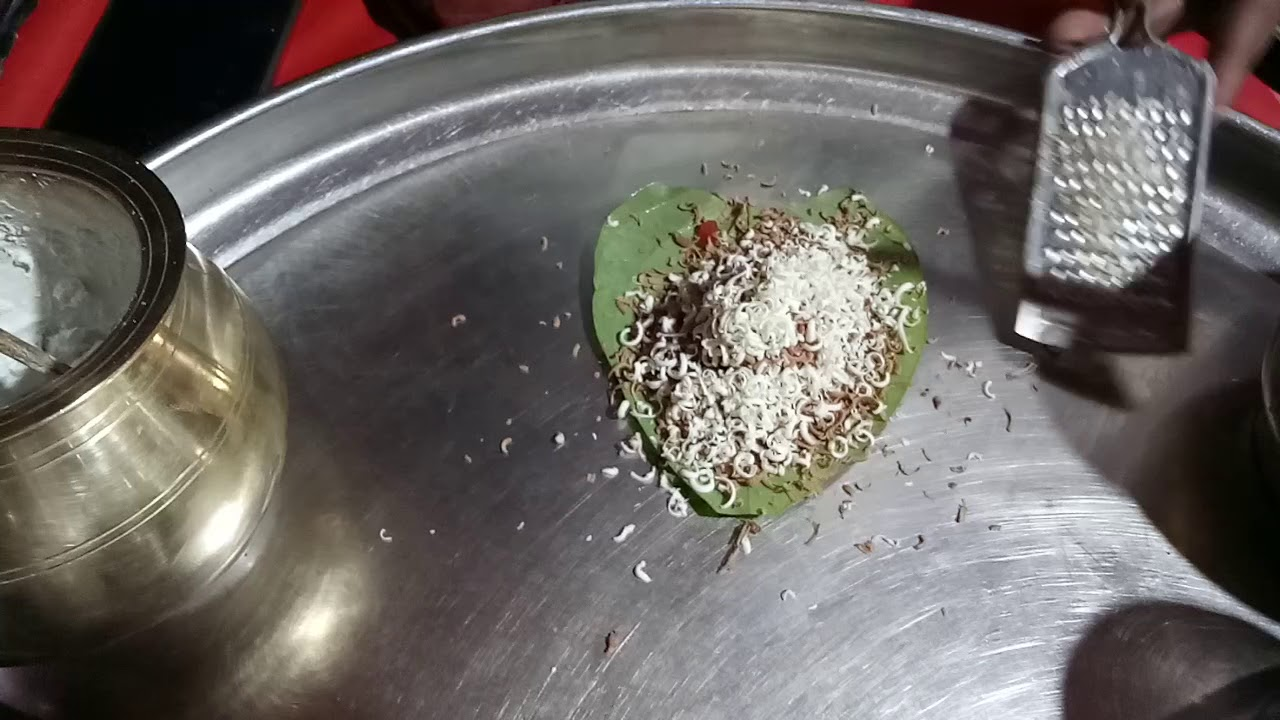 Making Chocolate Paan Youtube