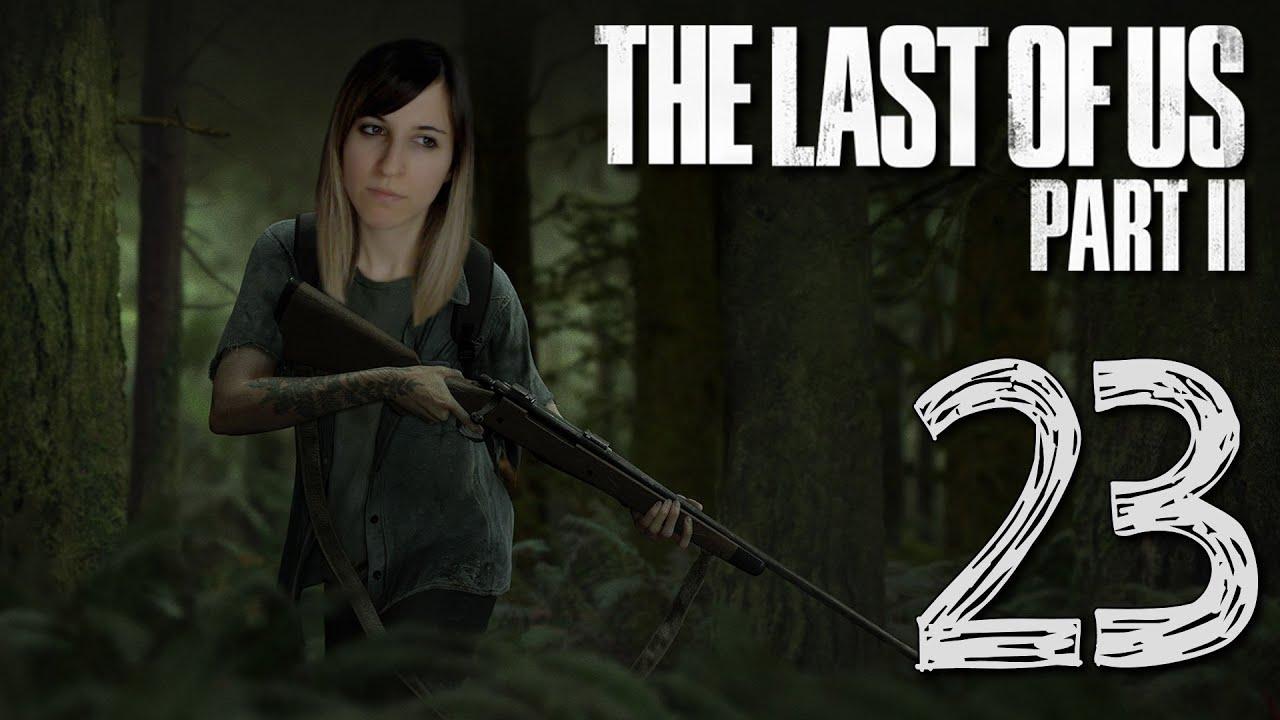 The Last of Us 2 #23 - El miedo - Let's Play Español    loreniitta90