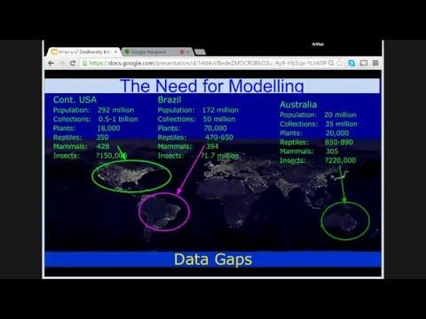 BITC Global Online Seminar #20 - History of Biodiversity Informatics part 1