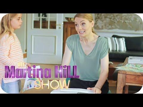 Der Tresor | Die Martina Hill Show | SAT.1 TV