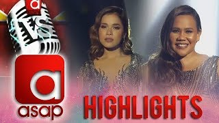 ASAP Versus: Diva versus Diva! The Vocal Showdown of Klarisse and Bituin on ASAP Versus
