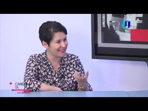 TeleU: Cariera ta - invitat Maria Marcovici - reprezentant companie automotive