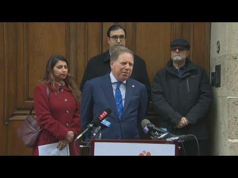 Geoffrey Berman: Prosecutor leading investigation into Prince ...