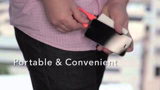 The 7 inch Bendy USB Charging Cable  Apple Certified by dCables + PhoneRumble