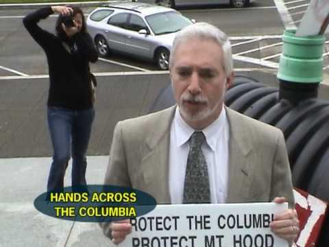 Hands Across the Columbia