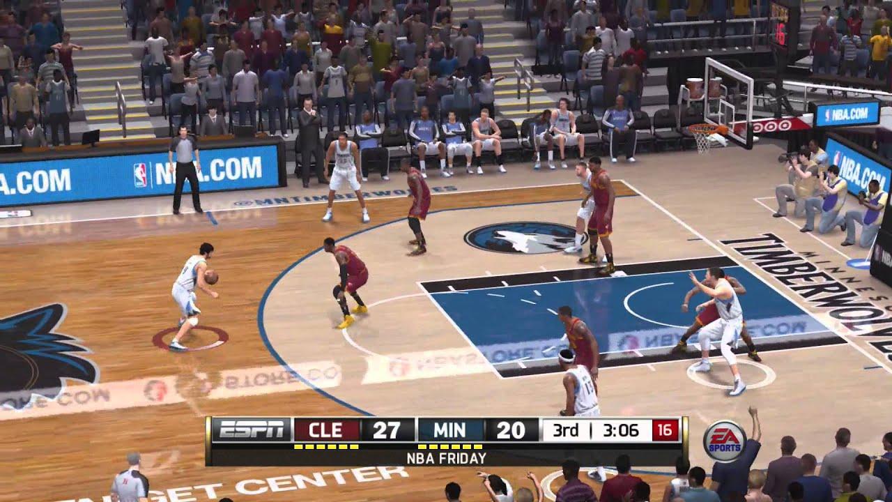 Kết quả hình ảnh cho NBA LIVE 14